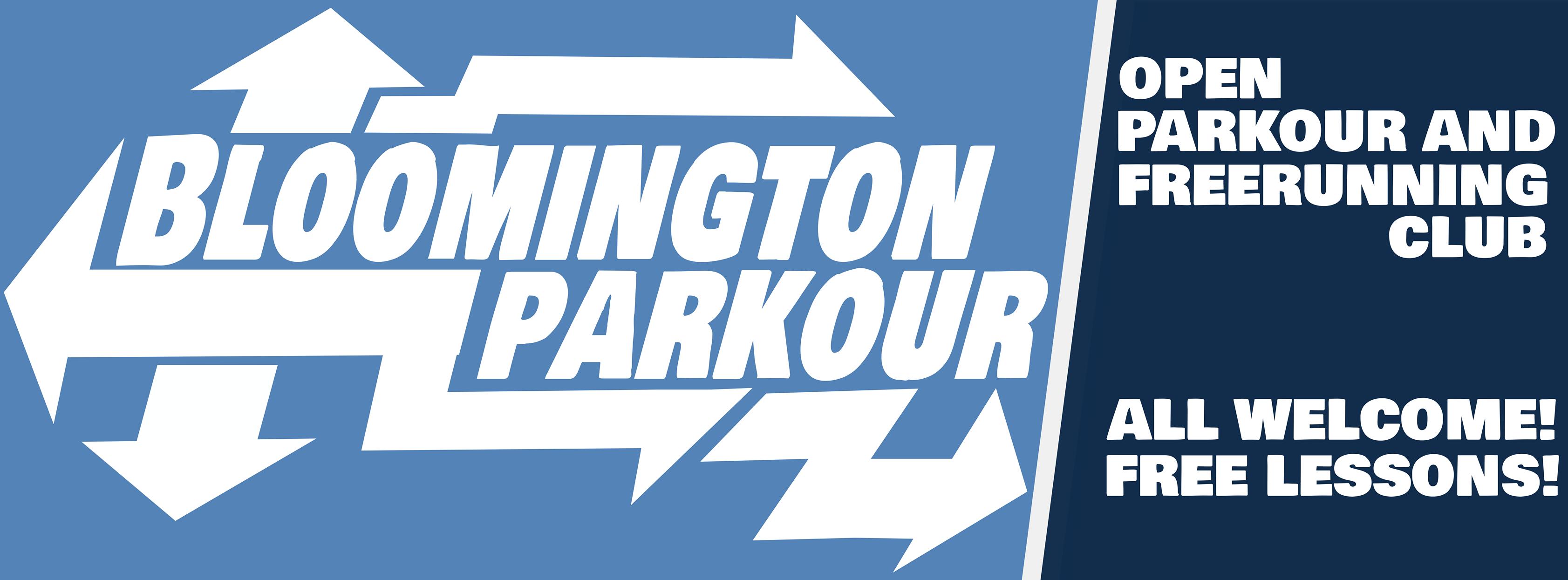 Bloomington Parkour